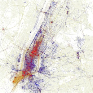 locals-and-tourists-map-Eric-Fischer-Untapped-Cities