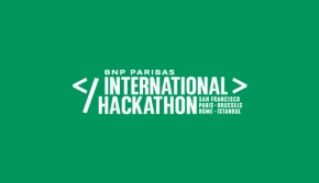 Apply to BNP Paribas International Hackathon before May29!