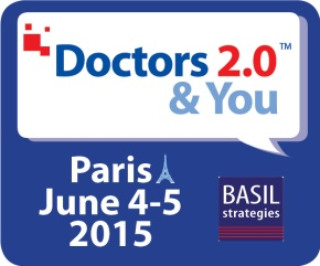 eHealth start-ups, gain global exposure with Doctors 2.0 in Paris on June4-5!
