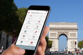 Smarter Paris: the mobile app that gives Paris tourists a warmwelcome
