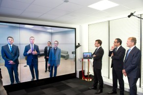 CISCO New Innovation and Research Center Opens in Paris