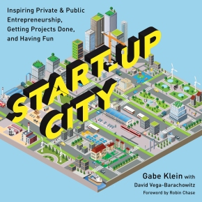 """Startup City"" and the Importance of Public-Private Partnerships for the Future of Urban Livability and Mobility"