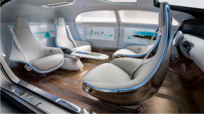 Mercedes Benz luxury in Motion CES 2016